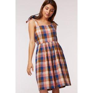 Princess Highway Plaid Dress